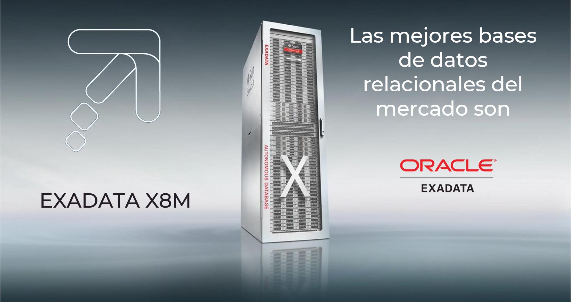 EXADATA X8M NETERIS