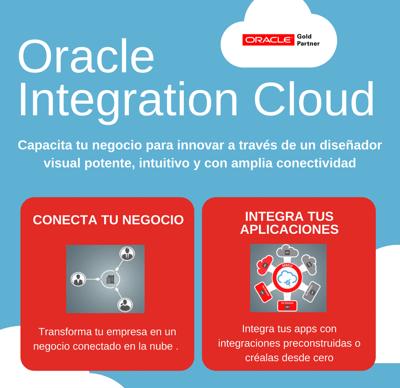 Infografía - Oracle Cloud Integration cortada