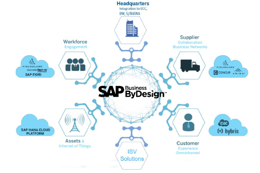 sap business bydesign funcionalidades