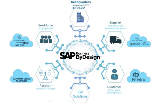 sap business bydesign funcionalidades