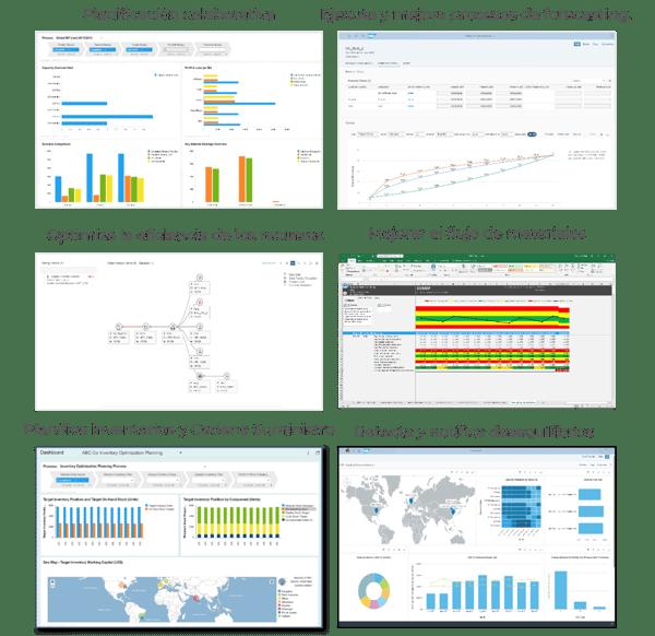 dashboard conceptos ibp