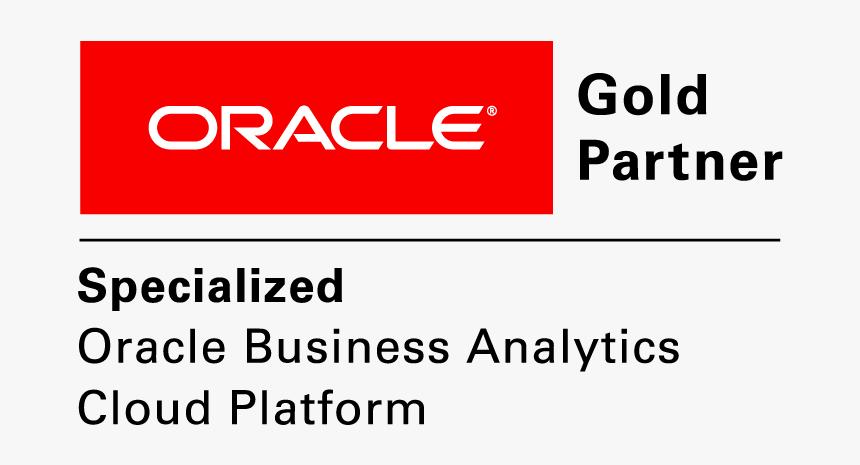 Analytics Cloud logo oracle