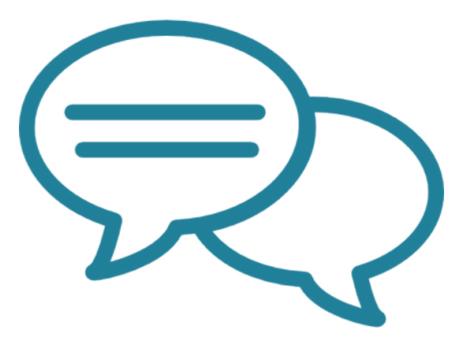 icono diálogo