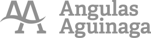 Logo gris angulas aguinaga