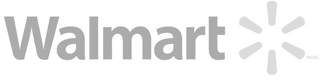 logo walmart gris