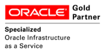 Specialized Oracle infrastructure as a Service